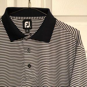 Footjoy - Men's Golf Polo Shirt - M